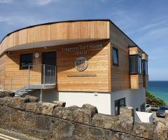 Saints Boardriders Club Clubhouse, St Ives, Cornwall